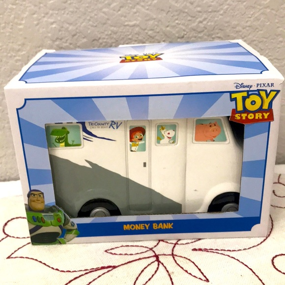 Disney Toy Story Coin Bank